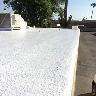 Phoenix Residential Foam Roofing With Polyurethane Jbs
