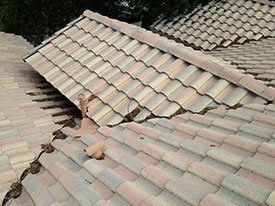 tile roof underlayment replacement cost
