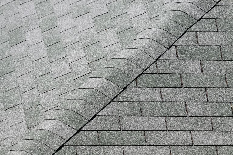 Shingled Surfaces Roof